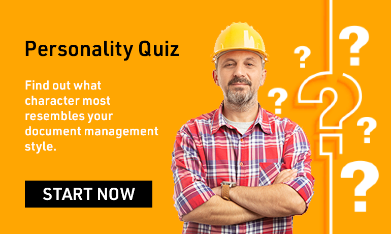 DADO Construction Document Management Personality Quiz