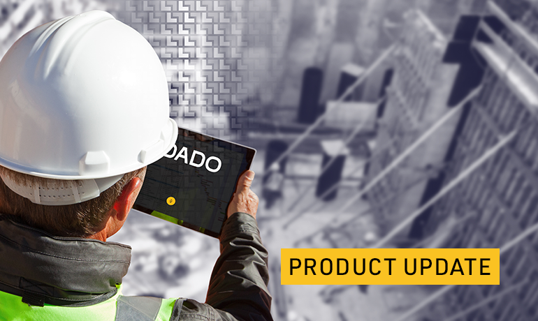 DADO Announces New Product Features